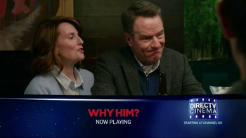DIRECTV Cinema TV Spot, 'Why Him?' - Thumbnail 8