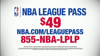 NBA League Pass TV Spot, 'Cualquier dispositivo' [Spanish] - Thumbnail 5
