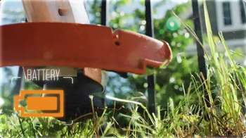 STIHL TV Spot, 'Pick Your Power: Trimmer Attachment' - Thumbnail 2