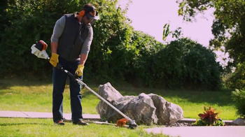 STIHL TV Spot, 'Pick Your Power: Trimmer Attachment' - Thumbnail 5