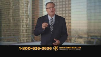Los Defensores TV Spot, 'Te defendemos' [Spanish] - Thumbnail 2