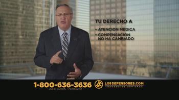 Los Defensores TV Spot, 'Te defendemos' [Spanish] - Thumbnail 3