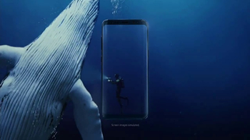Samsung Galaxy S8 TV Spot, 'Unbox Your Phone: Diver' - Thumbnail 5