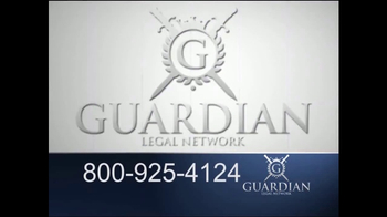 Guardian Legal Network TV Spot, 'Total or Reverse Shoulder Replacement' - Thumbnail 2