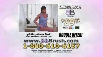 BB Brush TV Spot, 'Luxuriously Soft' - Thumbnail 9