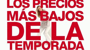 Macy's Los Precios Más Bajos de la Temporada TV Spot, 'Zapatos' [Spanish] - Thumbnail 1