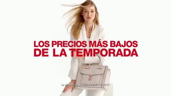 Macy's Los Precios Más Bajos de la Temporada TV Spot, 'Zapatos' [Spanish] - Thumbnail 2