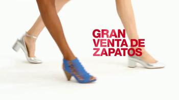 Macy's Los Precios Más Bajos de la Temporada TV Spot, 'Zapatos' [Spanish] - Thumbnail 5
