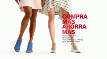 Macy's Los Precios Más Bajos de la Temporada TV Spot, 'Zapatos' [Spanish] - Thumbnail 6