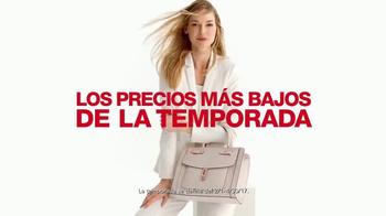 Macy's Los Precios Más Bajos de la Temporada TV Spot, 'Brasieres' [Spanish] - Thumbnail 2