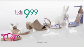 Payless Shoe Source TV Spot, 'Easter Shoe Hunting' - Thumbnail 7