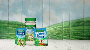 Hidden Valley Ranch TV Spot, 'Pasta Primavera' - Thumbnail 6