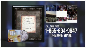 John Hagee Ministries TV Spot, 'Eternity Has No End' - Thumbnail 5