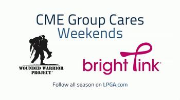 LPGA TV Spot, 'CME Group Cares Weekends: Every Eagle' - Thumbnail 9
