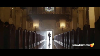 Fathom Events TV Spot, 'The Case for Christ' - Thumbnail 2