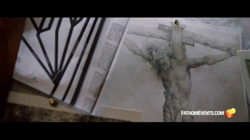 Fathom Events TV Spot, 'The Case for Christ' - Thumbnail 3