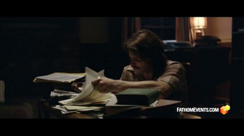 Fathom Events TV Spot, 'The Case for Christ' - Thumbnail 4