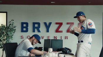 MLB TV Spot, 'Bryzzo Souvenir Co.' Featuring Kris Bryant, Anthony Rizzo