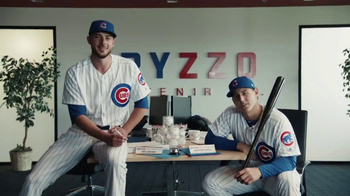 MLB TV Spot, 'Bryzzo Souvenir Co.' Featuring Kris Bryant, Anthony Rizzo - Thumbnail 9