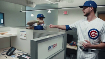 MLB TV Spot, 'Bryzzo Souvenir Co.' Featuring Kris Bryant, Anthony Rizzo - Thumbnail 3