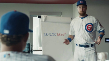 MLB TV Spot, 'Bryzzo Souvenir Co.' Featuring Kris Bryant, Anthony Rizzo - Thumbnail 4