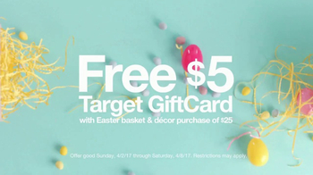 Target TV Spot, 'Easter: Giftcard' Song by Carly Rae Jepsen - Thumbnail 2