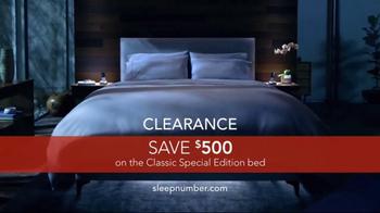 Sleep Number CSE TV Spot, 'Clearance Prices' - Thumbnail 8