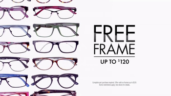 Visionworks TV Spot, 'Deals On Frames and Lenses' - Thumbnail 3