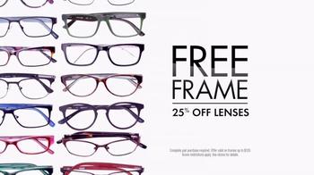 Visionworks TV Spot, 'Deals On Frames and Lenses' - Thumbnail 4