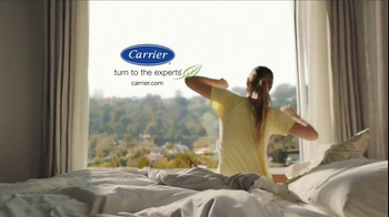 Carrier Corporation TV Spot, \'Finding Comfort\'