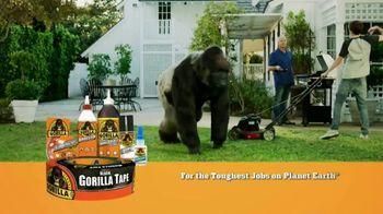 Gorilla Tape TV Spot, 'Lawn Mower' - Thumbnail 8