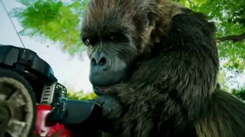 Gorilla Tape TV Spot, 'Lawn Mower'
