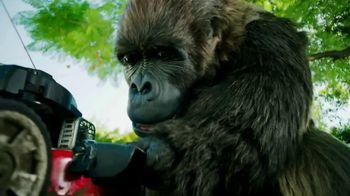 Gorilla Tape TV Spot, 'Lawn Mower' - Thumbnail 7