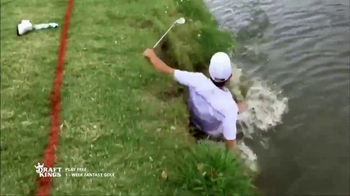 DraftKings 1-Week Fantasy Golf TV Spot, 'Fails' - Thumbnail 2