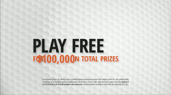 DraftKings 1-Week Fantasy Golf TV Spot, 'Fails' - Thumbnail 9