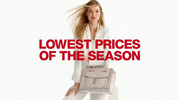 Macy's TV Spot, 'Appliances, Mattress Toppers and Luggage' - Thumbnail 2