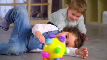 Chuckle Ball TV Spot, 'Bouncing and Jumping' - Thumbnail 6