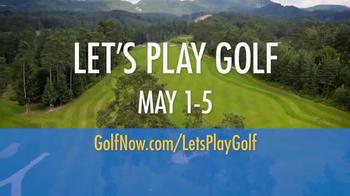 GolfNow.com TV Spot, 'Let's Play Golf' - Thumbnail 7