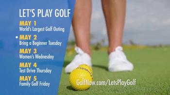 GolfNow.com TV Spot, 'Let's Play Golf' - Thumbnail 2