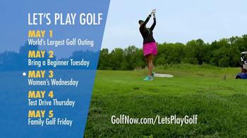 GolfNow.com TV Spot, 'Let's Play Golf' - Thumbnail 3