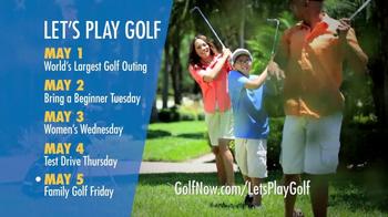 GolfNow.com TV Spot, 'Let's Play Golf' - Thumbnail 5