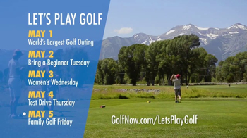 GolfNow.com TV Spot, 'Let's Play Golf' - Thumbnail 6