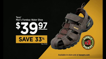 Bass Pro Shops TV Spot, 'Bait, Shorts and Teva' - Thumbnail 9