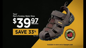 Bass Pro Shops TV Spot, 'Bait, Shorts and Teva' - Thumbnail 8