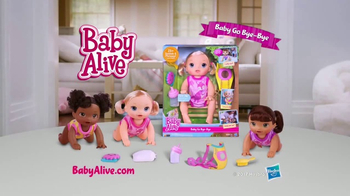 Baby Alive Baby Go Bye-Bye TV Spot, 'Crawl to Me' - Thumbnail 7