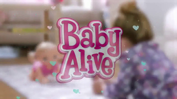 Baby Alive Baby Go Bye-Bye TV Spot, 'Crawl to Me' - Thumbnail 1