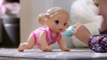 Baby Alive Baby Go Bye-Bye TV Spot, 'Crawl to Me' - Thumbnail 2