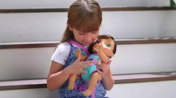 Baby Alive Baby Go Bye-Bye TV Spot, 'Crawl to Me' - Thumbnail 3