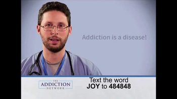 The Addiction Network TV Spot, \'Don\'t Kid Yourself\'