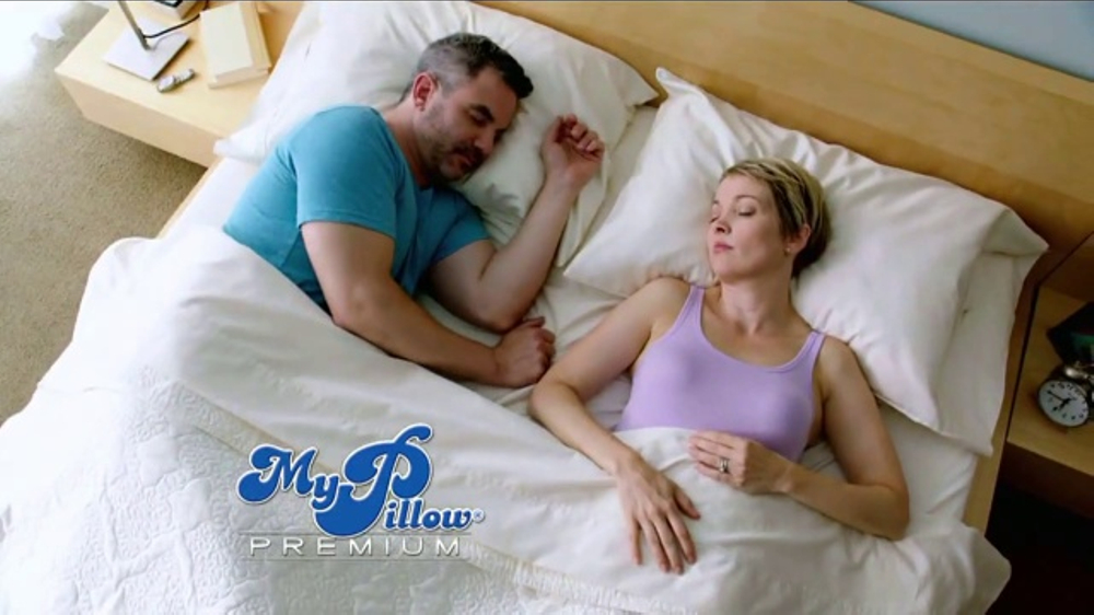 My Pillow Premium TV Commercial, 'Better Night's Sleep: Two for One'